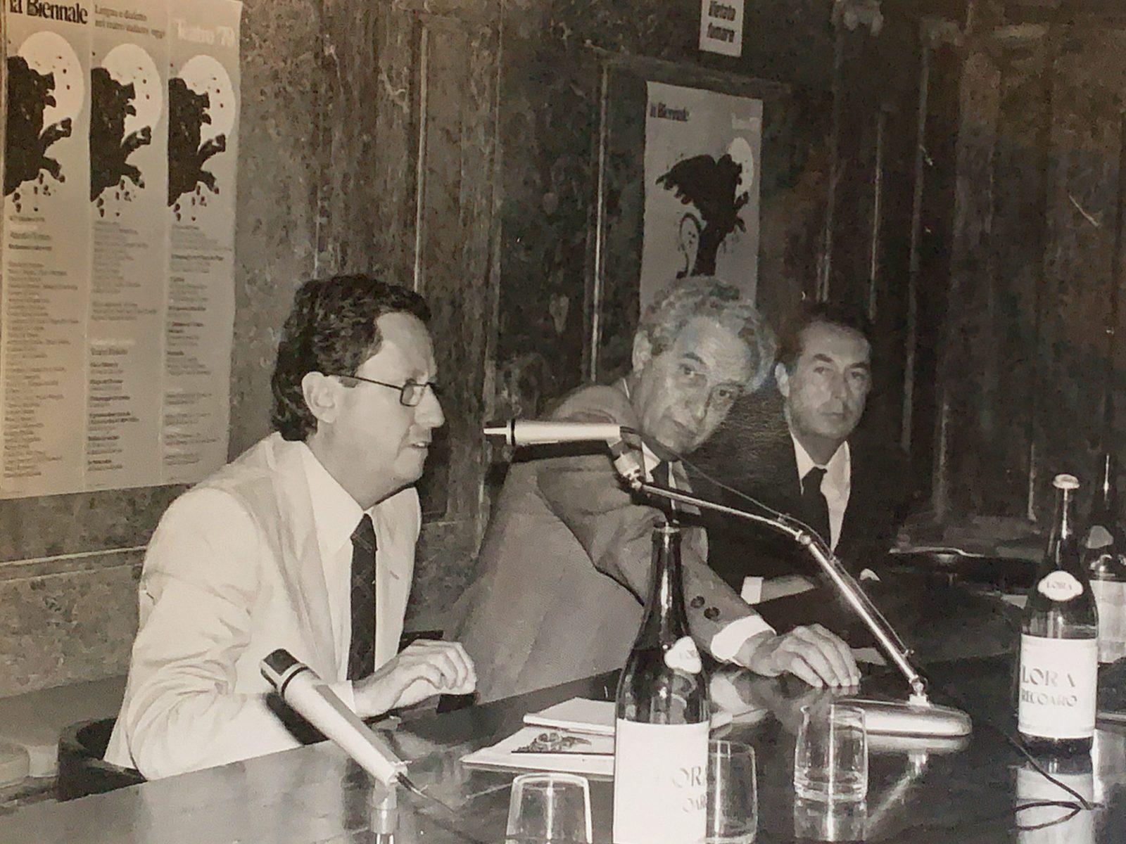 Convegno sul teatro, Biennale di Venezia 1979